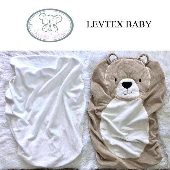 297cb3085 Koala Baby Other | Changing Pad Soft Plush Covers Set Bear | Poshmark